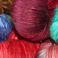 Silky Worsted Multicolor